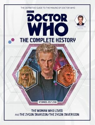 Doctor Who - Novels & Other Books - Doctor Who : The Complete History - TCH 82 reviews