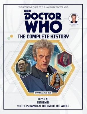 Doctor Who - Novels & Other Books - Doctor Who : The Complete History - TCH 87 reviews