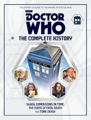 Doctor Who - Novels & Other Books - Doctor Who : The Complete History - TCH 90 reviews