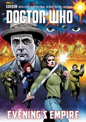 Doctor Who - Comics & Graphic Novels - Conflict of Interests reviews