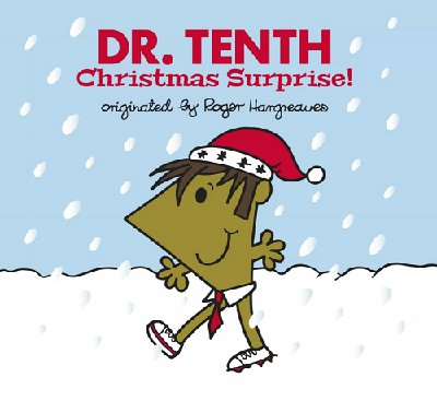Doctor Who - Novels & Other Books - Dr. Tenth: Christmas Surprise! reviews
