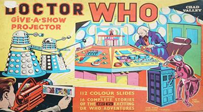 Doctor Who - Comics & Graphic Novels - Dr Who and the Nerve Machine reviews