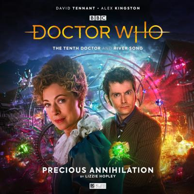 Doctor Who - Tenth Doctor Adventures - 2. Precious Annihilation reviews