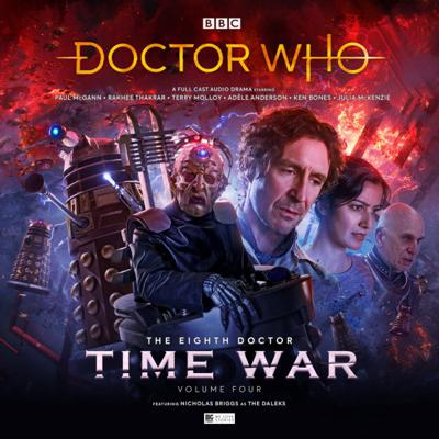 Doctor Who - Time War - 4.3 - Dreadshade reviews
