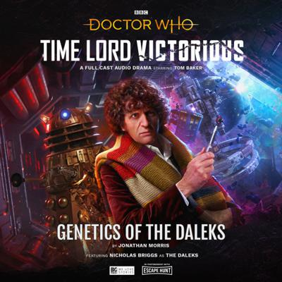 Doctor Who - Special Releases - SP-EH - Time Lord Victorious: Genetics of the Daleks reviews