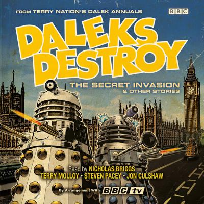 Doctor Who - Terry Nation's Dalek Audio Annuals ~ BBC - Recent Findings on the Moon reviews