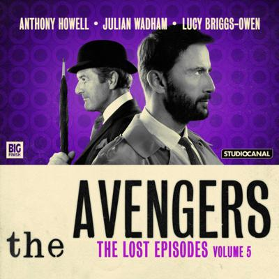 The Avengers - The Avengers - The Lost Episodes - 5.2 - Girl on the Trapeze reviews