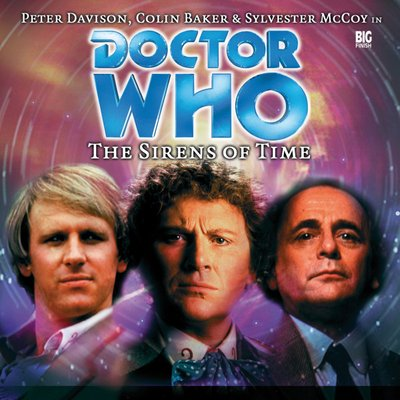 Doctor Who - Monthly Series - 1. The Sirens of Time reviews