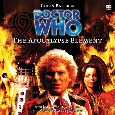 Doctor Who - Monthly Series - 11. The Apocalypse Element reviews
