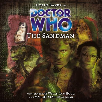 Doctor Who - Monthly Series - 37. The Sandman reviews