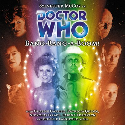Doctor Who - Monthly Series - 39. Bang-Bang-A-Boom! reviews