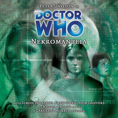 Doctor Who - Monthly Series - 41. Nekromanteia reviews