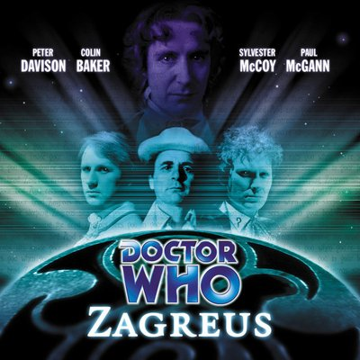 Doctor Who - Monthly Series - 50. Zagreus reviews