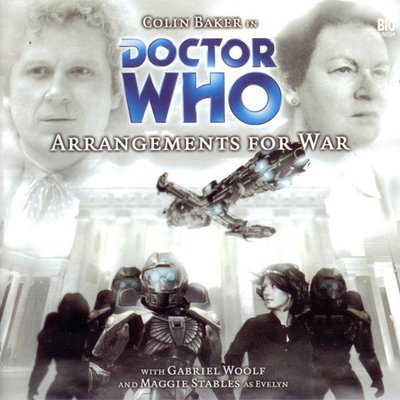 Doctor Who - Monthly Series - 57. Arrangements for War reviews