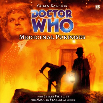 Doctor Who - Monthly Series - 60. Medicinal Purposes reviews