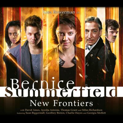 Bernice Summerfield - Bernice Summerfield - Box Sets - (New Frontiers) 4.3 - The Curse of Freeman reviews