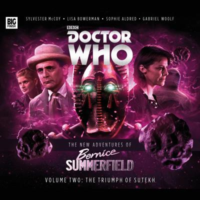 Bernice Summerfield - Bernice Summerfield - The New Adventures - 2.1 - The Pyramid of Sutekh reviews