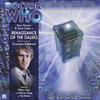 Doctor Who - Monthly Series - 93. Renaissance of the Daleks reviews