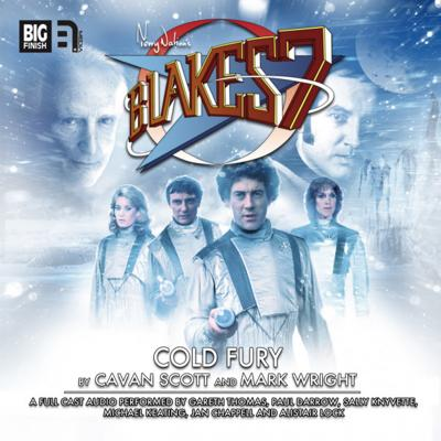 Blake's 7 - Blake's 7 - Classic Audio Adventures - (Classic)1.5 - Cold Fury reviews
