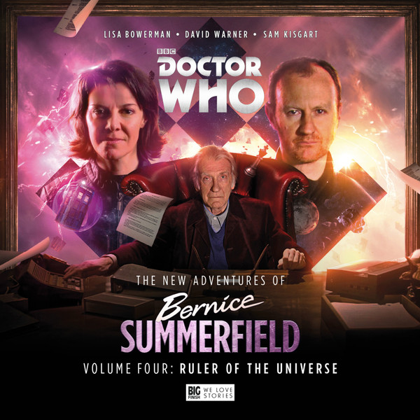 Bernice Summerfield - Bernice Summerfield - The New Adventures - 4.2 - Asking For A Friend reviews