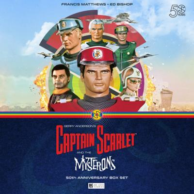 Captain Scarlet and the Mysterons - Captain Scarlet is Indestructible reviews