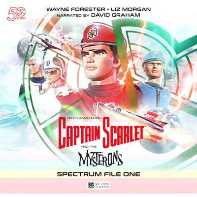 Captain Scarlet and the Mysterons - Spectrum File 1 reviews