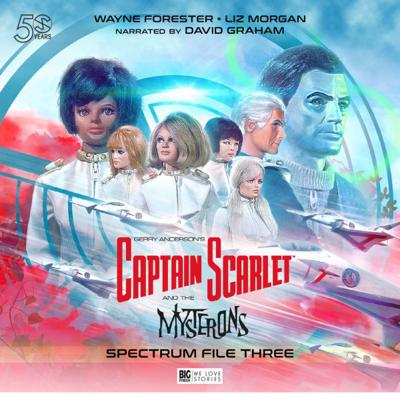 Captain Scarlet and the Mysterons - Spectrum File 3 reviews