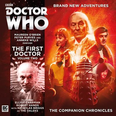 Doctor Who - Companion Chronicles - 11.1 - Fields of terror reviews