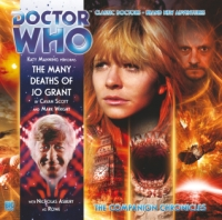 Doctor Who - Companion Chronicles - 6.4 - The Many Deaths of Jo Grant reviews