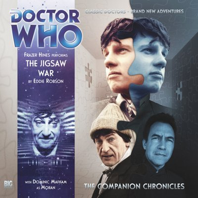 Doctor Who - Companion Chronicles - 6.11 - The Jigsaw War reviews