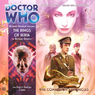 Doctor Who - Companion Chronicles - 6.12 - The Rings of Ikiria reviews