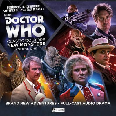 Doctor Who - Classic Doctors New Monsters - 1.1 - Fallen Angels reviews