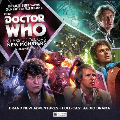 Doctor Who - Classic Doctors New Monsters - 2.3 - The Carrionite Curse reviews
