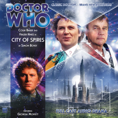 Doctor Who - Monthly Series - 133. City of Spires reviews