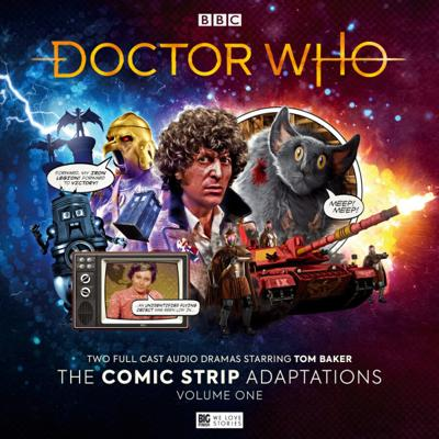 Doctor Who - Comic Strip Adaptations - Doctor Who and the Star Beast reviews