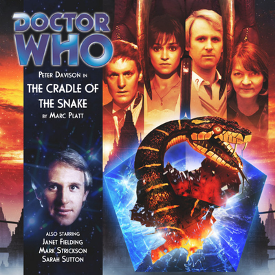 Doctor Who - Monthly Series - 138. The Cradle of the Snake reviews