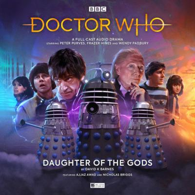 Doctor Who - Early Adventures - 6.2 - Daughter of the Gods reviews