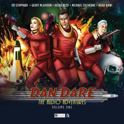 Dan Dare - 1.3 - Marooned on Mercury reviews