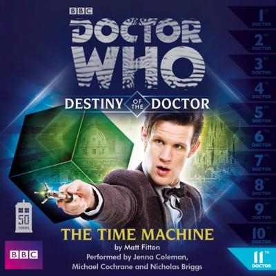 Doctor Who - Destiny of the Doctor - 11. The Time Machine reviews