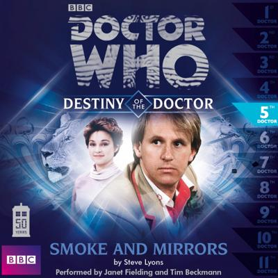Doctor Who - Destiny of the Doctor - 5. Smoke and Mirrors reviews