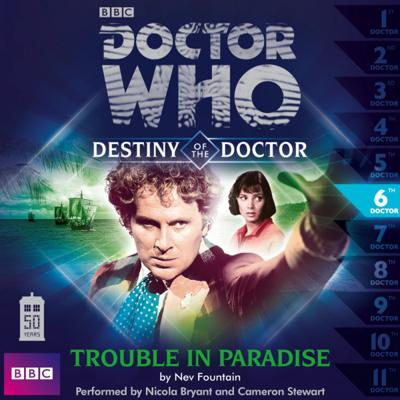 Doctor Who - Destiny of the Doctor - 6. Trouble in Paradise reviews