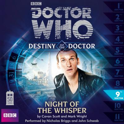 Doctor Who - Destiny of the Doctor - 9. Night of the Whisper reviews