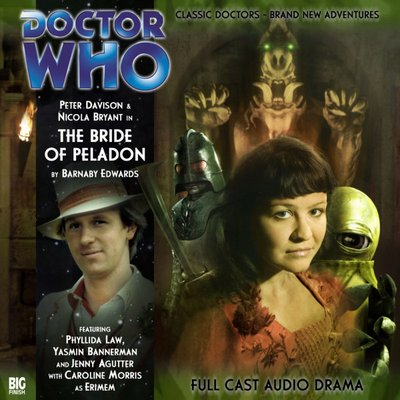 Doctor Who - Monthly Series - 104. The Bride of Peladon reviews