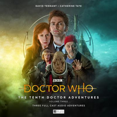 Doctor Who - Tenth Doctor Adventures - 3.3 - The Creeping Death reviews