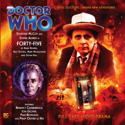 Doctor Who - Monthly Series - 115d. The Word Lord reviews