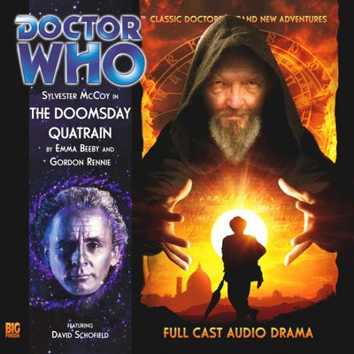 Doctor Who - Monthly Series - 151. The Doomsday Quatrain reviews