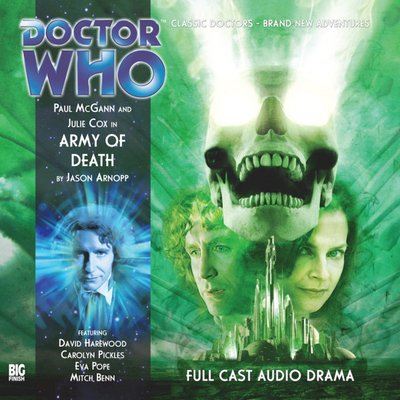 Doctor Who - Monthly Series - 155. Army of Death reviews