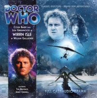 Doctor Who - Monthly Series - 158. Wirrn Isle reviews