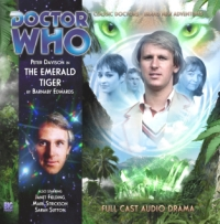 Doctor Who - Monthly Series - 159. The Emerald Tiger reviews