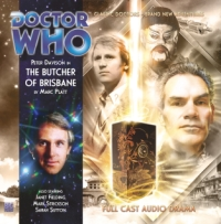 Doctor Who - Monthly Series - 161. The Butcher of Brisbane reviews